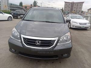 Honda Odyssey 2010 Touring Gray | Cars for sale in Lagos State, Ojodu
