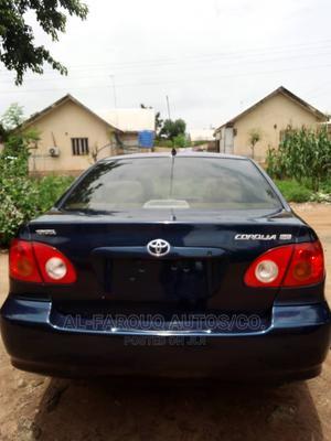 Toyota Corolla 2004 LE Blue   Cars for sale in Abuja (FCT) State, Dei-Dei