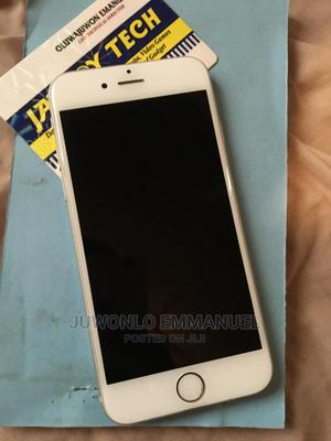 Apple iPhone 6 16 GB White   Mobile Phones for sale in Kwara State, Ilorin South
