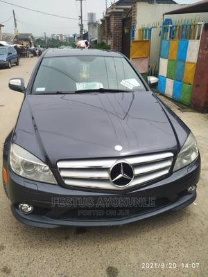 Mercedes-Benz C300 2008 Gray | Cars for sale in Lagos State, Ogudu