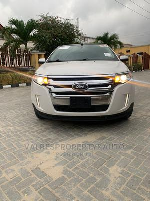 Ford Edge 2012 White   Cars for sale in Lagos State, Lekki