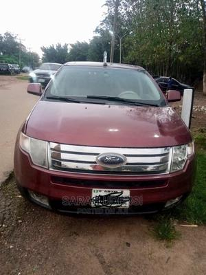 Ford Edge 2008 SE 4dr FWD (3.5L 6cyl 6A) Red | Cars for sale in Abuja (FCT) State, Apo District