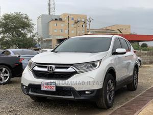 Honda CR-V 2018 White | Cars for sale in Abuja (FCT) State, Jahi
