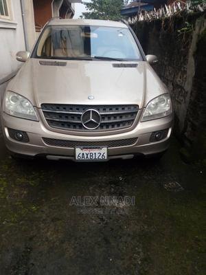 Mercedes-Benz M Class 2007 ML 350 4Matic Gold | Cars for sale in Anambra State, Onitsha