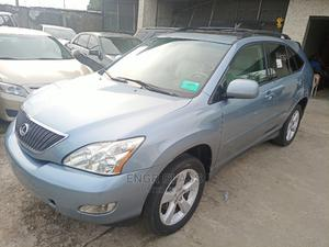 Lexus RX 2007 350 Blue | Cars for sale in Lagos State, Amuwo-Odofin
