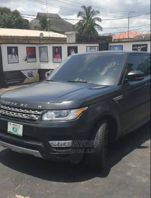 Land Rover Range Rover Sport 2015 Gray | Cars for sale in Lagos State, Amuwo-Odofin