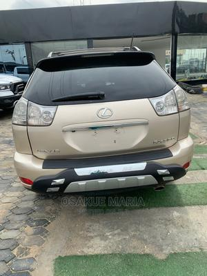 Lexus RX 2007 350 Gold | Cars for sale in Lagos State, Lekki