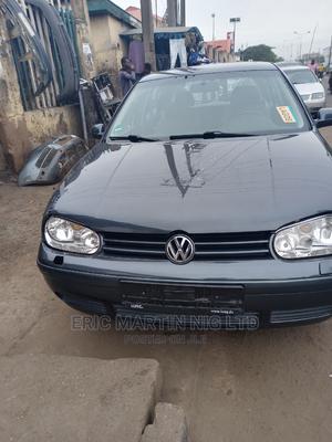 Volkswagen Golf 2002 2.0 GL 5-Door Gray | Cars for sale in Lagos State, Surulere