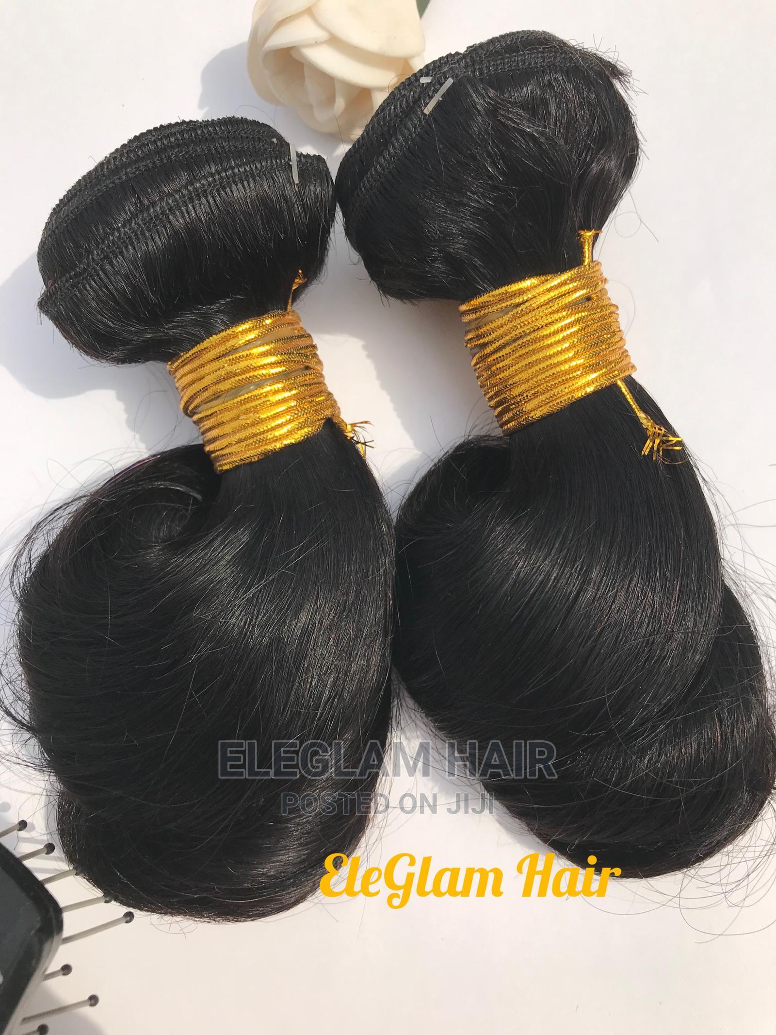 Loose Wave Hair Bundles/ Wigs