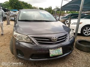 Toyota Corolla 2011 Gray | Cars for sale in Abuja (FCT) State, Central Business District