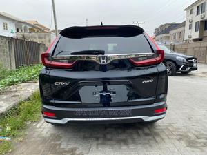 Honda CR-V 2020 EX-L AWD Black   Cars for sale in Lagos State, Lekki