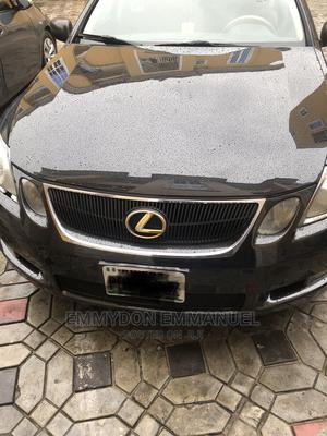 Lexus GS 2006 300 AWD Black | Cars for sale in Rivers State, Port-Harcourt