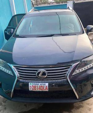 Lexus RX 2013 350 FWD Black | Cars for sale in Oyo State, Egbeda
