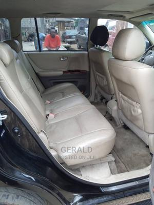 Toyota Highlander 2004 Limited V6 4x4 Black   Cars for sale in Lagos State, Isolo