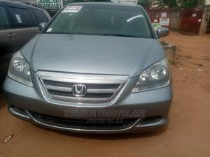 Honda Odyssey 2007 Gray   Cars for sale in Lagos State, Abule Egba