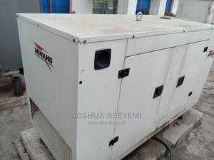 50KVA Mikano Generator and Tank Available for Sale | Heavy Equipment for sale in Lagos State, Ikeja