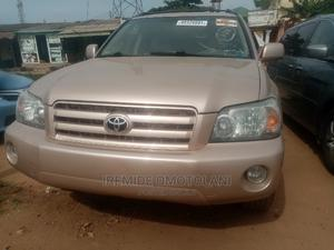 Toyota Highlander 2005 Gold   Cars for sale in Lagos State, Abule Egba