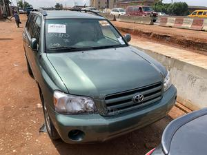 Toyota Highlander 2005 V6 Green   Cars for sale in Lagos State, Abule Egba