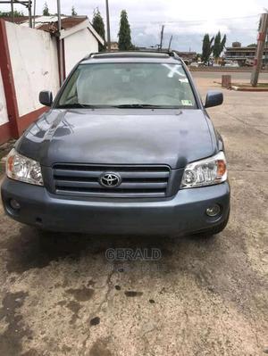 Toyota Highlander 2005 Limited V6 Blue | Cars for sale in Lagos State, Ogba