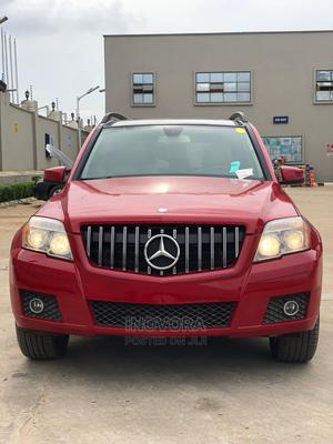 Mercedes-Benz GLK-Class 2012 350 4MATIC Red | Cars for sale in Lagos State, Ogba