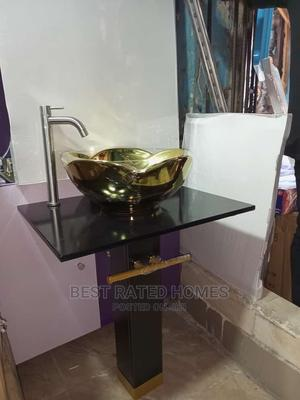 Dining Room Cabinet Basin (Payment on Delivery Lagos Only)   Plumbing & Water Supply for sale in Lagos State, Orile