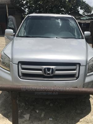 Honda Pilot 2007 EX 4x4 (3.5L 6cyl 5A) Gray | Cars for sale in Delta State, Warri