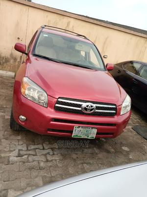 Toyota RAV4 2008 Red | Cars for sale in Lagos State, Ikeja