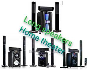 Long Speakers Home Theaters   Audio & Music Equipment for sale in Lagos State, Ojo