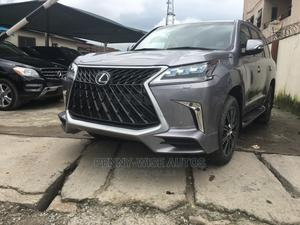Lexus LX 2018 Beige | Cars for sale in Lagos State, Surulere