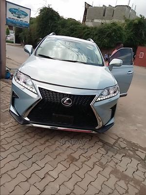 Lexus RX 2010 Blue | Cars for sale in Lagos State, Ikeja