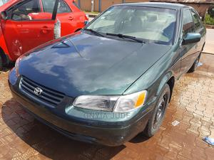 Toyota Camry 1999 Automatic Green | Cars for sale in Delta State, Oshimili South