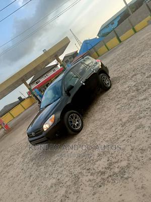 Toyota RAV4 2008 2.0 VVT-i Black | Cars for sale in Lagos State, Ikorodu
