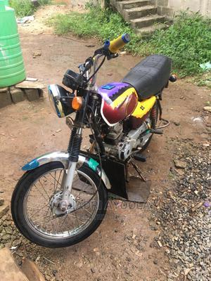 Bajaj Boxer 2016 Red   Motorcycles & Scooters for sale in Ogun State, Ijebu Ode