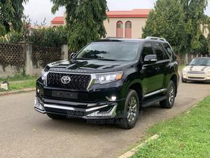 New Toyota Land Cruiser Prado 2021 Black   Cars for sale in Abuja (FCT) State, Asokoro