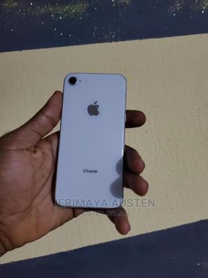 Apple iPhone 8 64 GB White   Mobile Phones for sale in Oyo State, Ibadan
