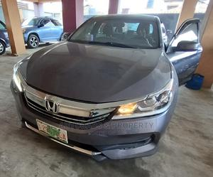 Honda Accord 2014 Gray | Cars for sale in Lagos State, Surulere