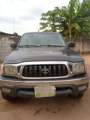 Toyota Tacoma 2003 Black | Cars for sale in Lagos State, Ikorodu