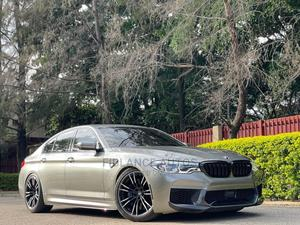 BMW M5 2019 Silver   Cars for sale in Abuja (FCT) State, Wuse 2