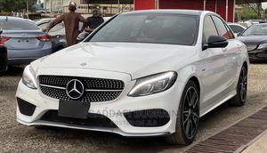 Mercedes-Benz C400 2016 White | Cars for sale in Abuja (FCT) State, Wuse 2