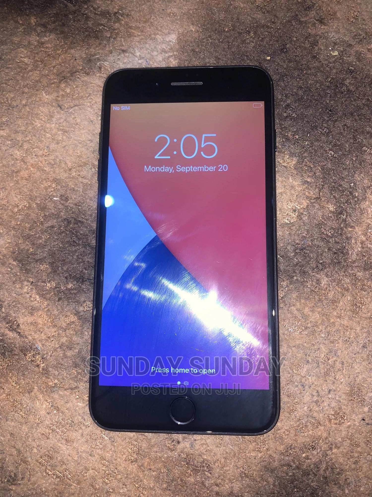 Apple iPhone 7 Plus 128 GB Black | Mobile Phones for sale in Ogbomosho North, Oyo State, Nigeria