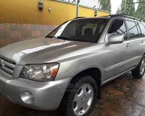 Toyota Highlander 2006 Silver   Cars for sale in Lagos State, Surulere