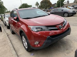 Toyota RAV4 2012 2.5 Limited 4x4 Red | Cars for sale in Lagos State, Amuwo-Odofin