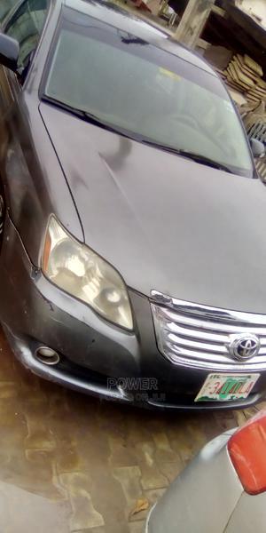 Toyota Avalon 2006 Gray   Cars for sale in Lagos State, Ikorodu
