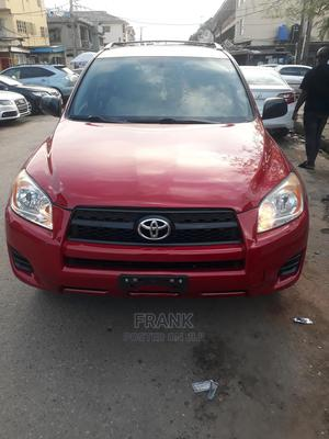Toyota RAV4 2012 Red | Cars for sale in Lagos State, Yaba