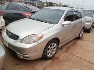 Toyota Matrix 2003 Silver   Cars for sale in Lagos State, Ikorodu