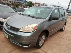 Toyota Sienna 2005 LE AWD Gray   Cars for sale in Lagos State, Ikorodu