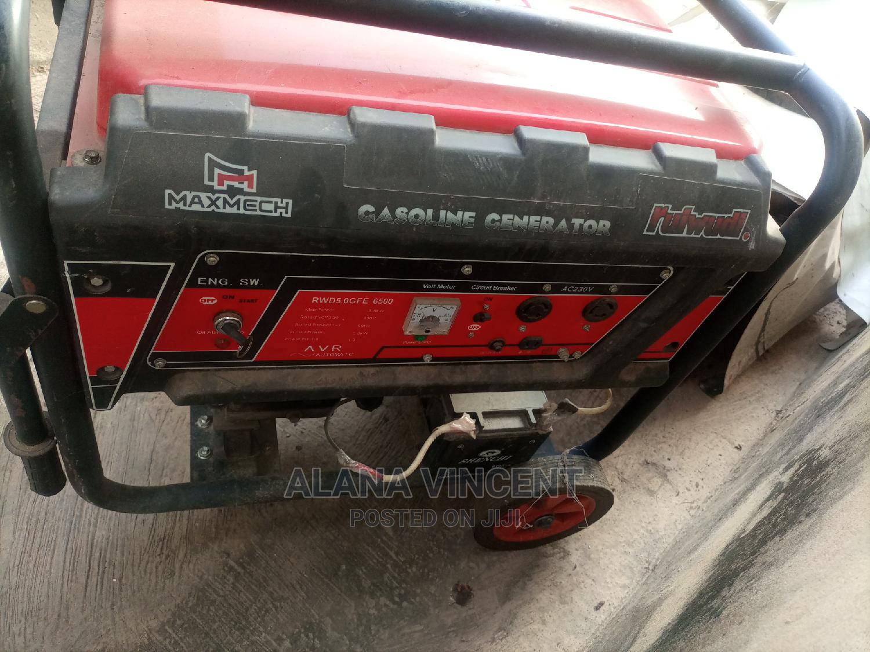6.5kva Generator For Sale