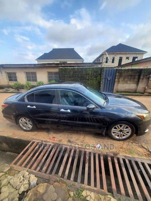 Honda Accord 2008 2.0 Comfort Automatic Blue | Cars for sale in Lagos State, Ajah