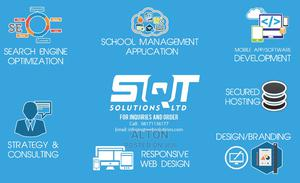 Web Development   Software Development    Computer & IT Services for sale in Abuja (FCT) State, Wuse 2