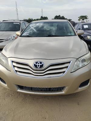 Toyota Camry 2010 Gold   Cars for sale in Lagos State, Amuwo-Odofin